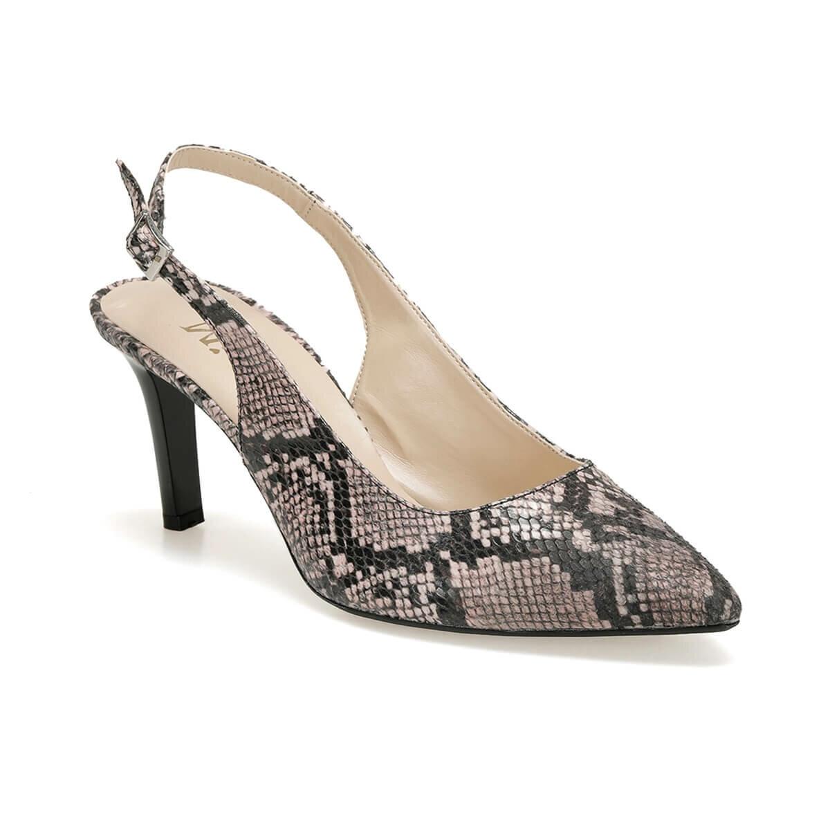 FLO DS19150 Snake Color Female Gova Shoes Miss F