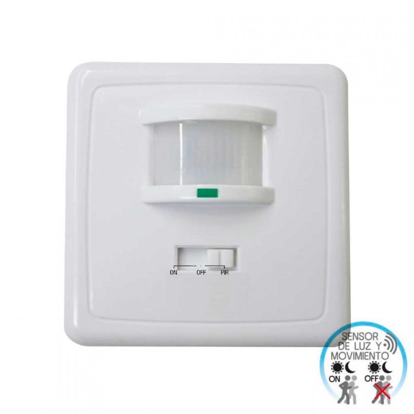 Schalter mit Infrarot Sensor Motion Sensor und Dämmerung 7hSevenOn Hause