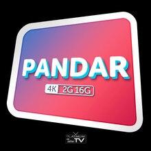 Melhor pandar android tv box 2g 16g mídia playe