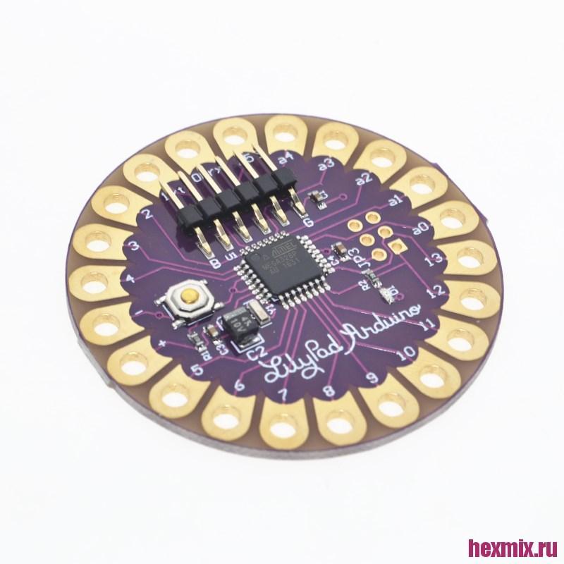 Lilypad 328 Main Board 16 MHz