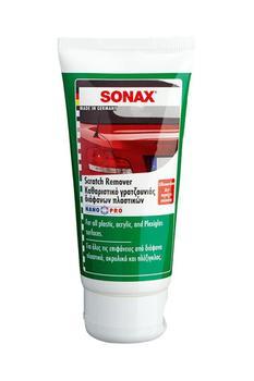 SONAX plastikowe narzędzie do usuwania rys Polski 75 ml zadrapania na lakierze plastikowa konserwacja konserwacja Auto Detailing tanie i dobre opinie Tworzyw sztucznych i gumy do pielęgnacji