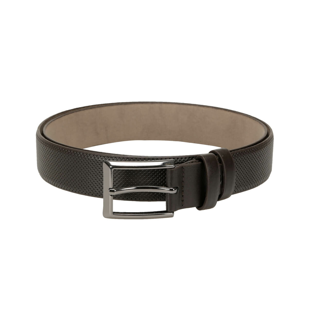 FLO MBRA3511 Brown Men 'S Belt Garamond