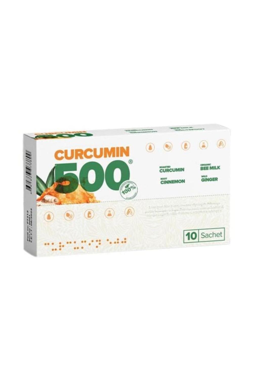 Food Supplement Vitamin Power Healt Turmeric