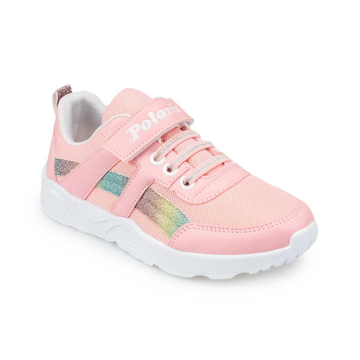 FLO 91.511300.F Pink Female Child Sports Shoes Polaris