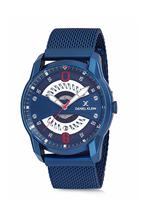 Daniel Klein DK012151D-03 Men Wristwatch Clock cheap 3Bar Fashion Casual