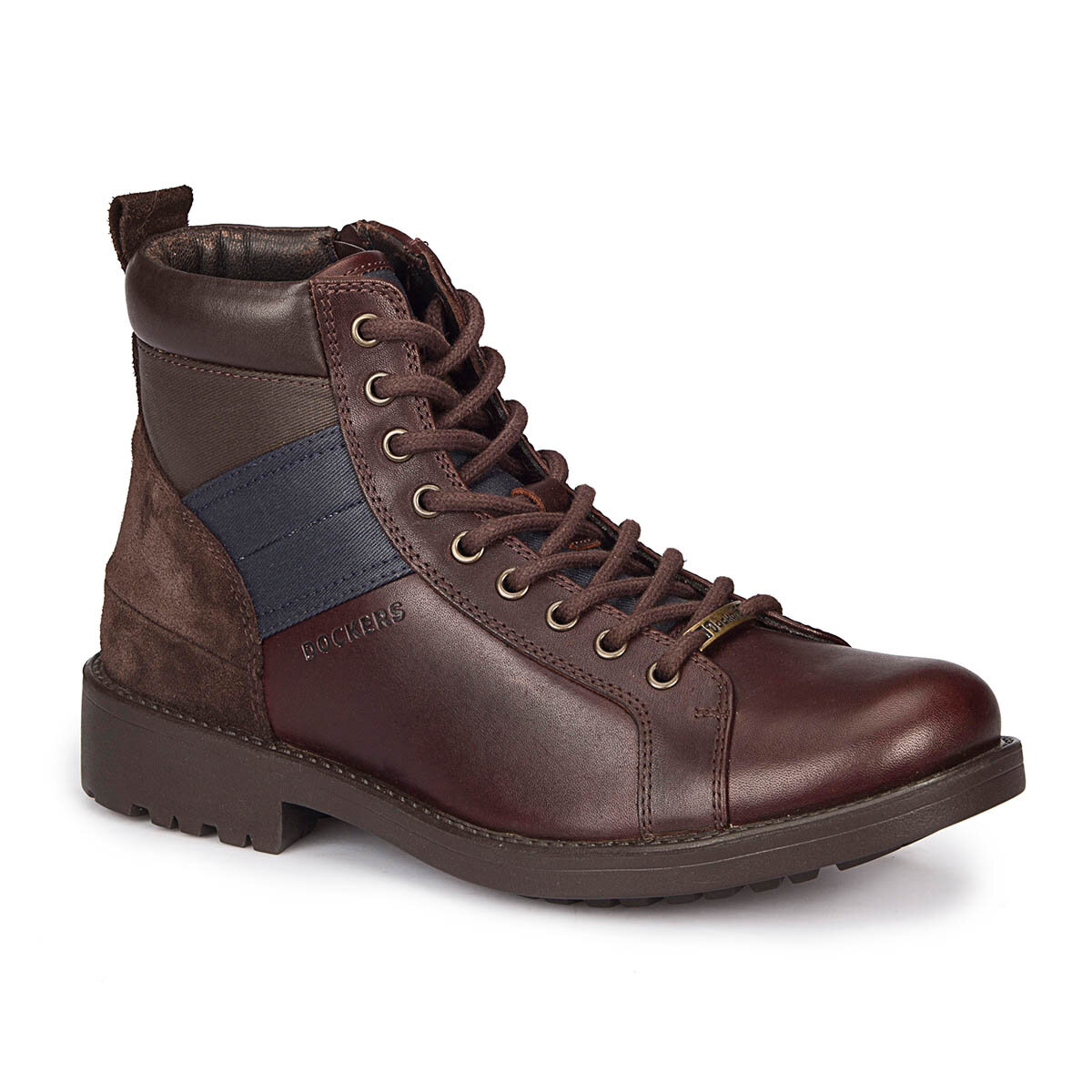 FLO 219044 Brown Men Boots By Dockers The Gerle