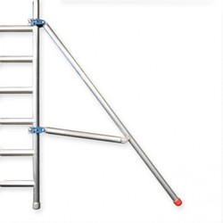 Stabilizer 200 cm for scaffolding folding and towers Mobile