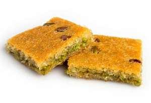 Dessert with Pistachio Sweet 3-Days By/dhl Tel Gulluoglu-Turkish Kadayf 1kg