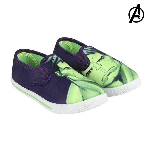 Children's Casual Trainers The Avengers 73611 Blue