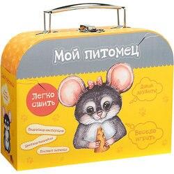 Set für Meine gemütlichen cottage Nähen ein spielzeug Maus