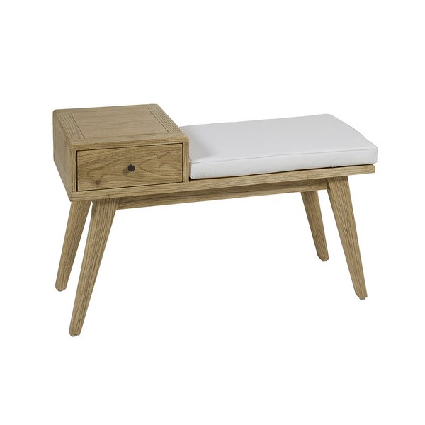Bench Mindi Wood Plywood (95 X 40 X 60 Cm)