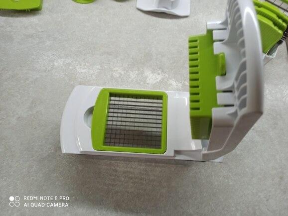 4 In 1 Adjustable Mandolin Kitchen Slicer photo review