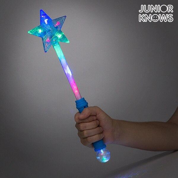 Junior Knows LED Magic Fairy Wand