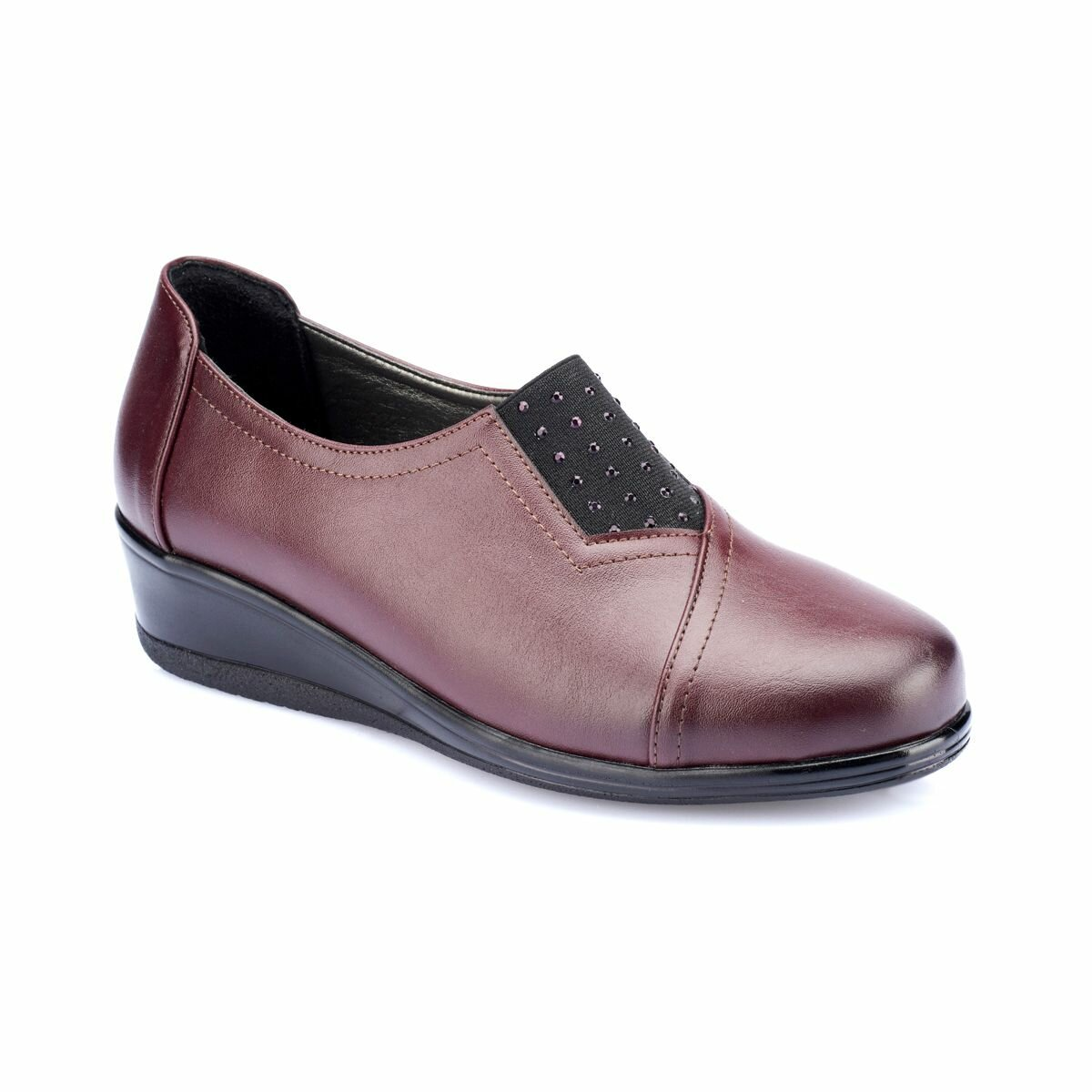 FLO 82. 150014.Z Burgundy Women 'S Shoes Polaris