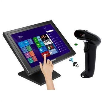 "TPV iggual IGG316290 17"" LCD Bluetooth (2 pcs) Black"