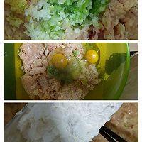 豆皮鸡肉皮蛋卷的做法图解4