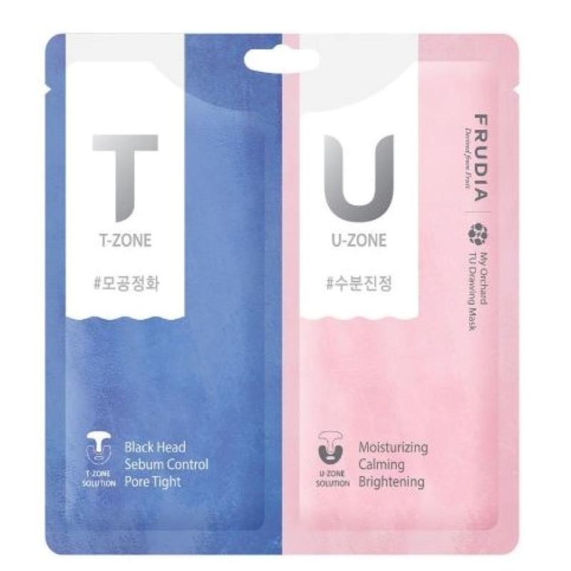 Маска для лица My Orchard TU рисованная маска (3 шт.) Frudia T zone крем увлажняющий эссенция уход за кожей лица Корея Косметика|Средства для ухода и маски|   | АлиЭкспресс