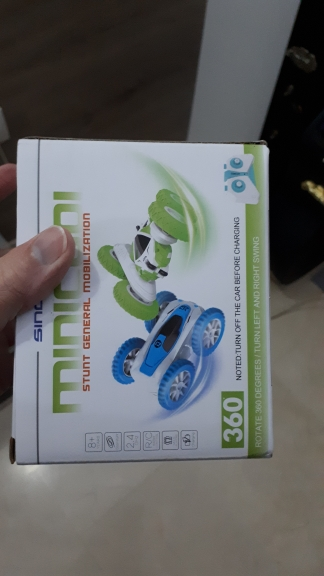 Electric Drift Buggy Car with RC photo review