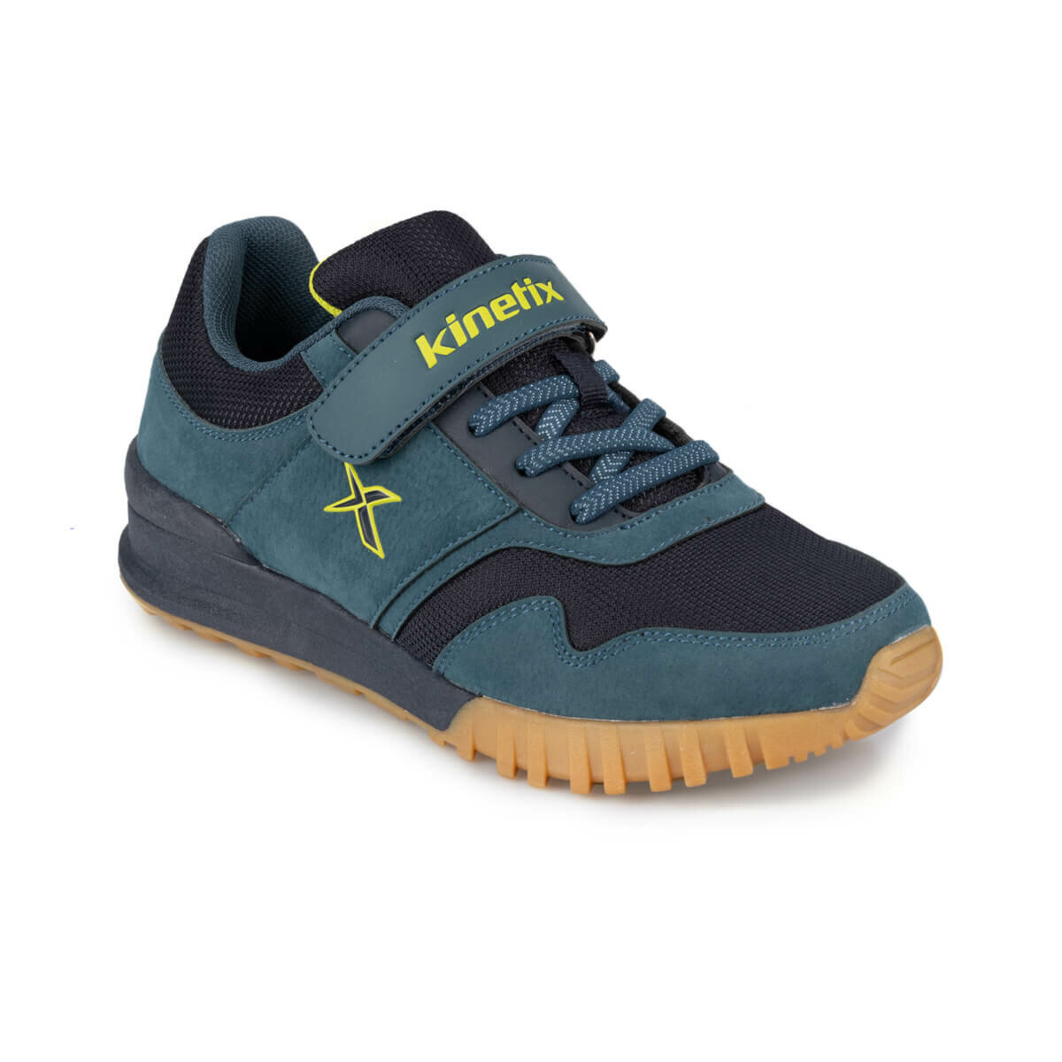 FLO HUBER J 9PR Oil Male Child Sneaker Shoes KINETIX