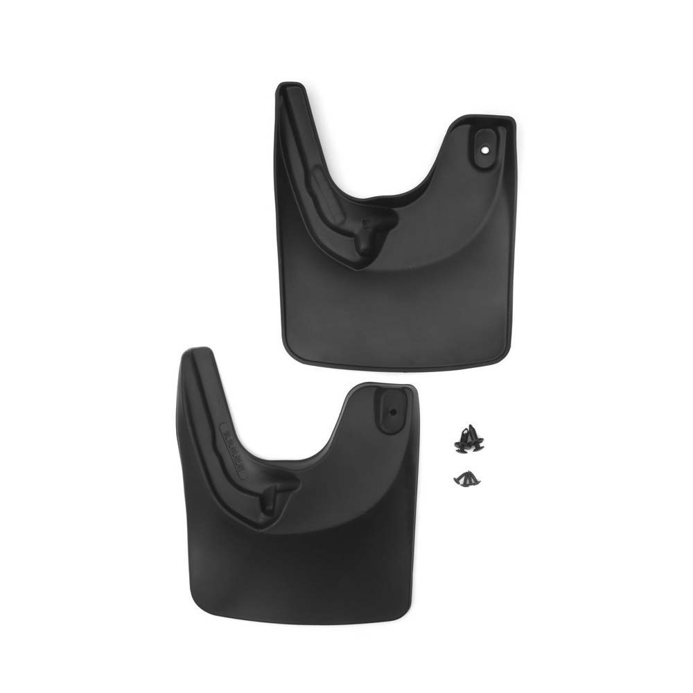 Mud Flaps Splash Guard Fender rear for FIAT Ducato 2000 2012 фург. 2 PCs (optimum) in box|Mudguards| |  - title=