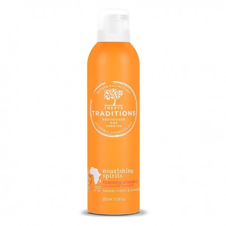 TREETS SPIRITS NOURISHING BATH FOAM GEL 200ML
