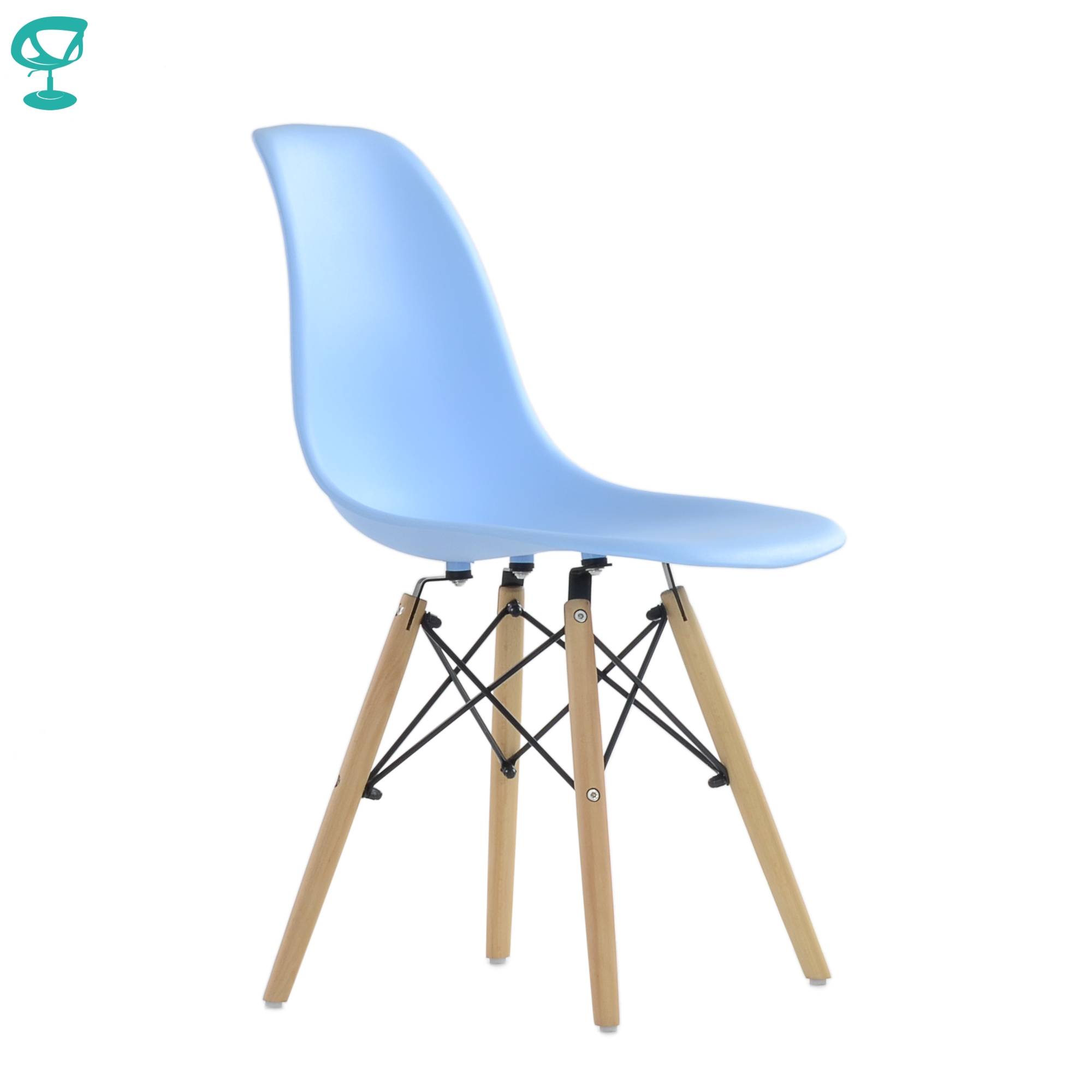 95713 Barneo N-12 Plastic Wood Kitchen Breakfast Interior Stool Bar Chair Kitchen Furniture Free Delivery In Russia