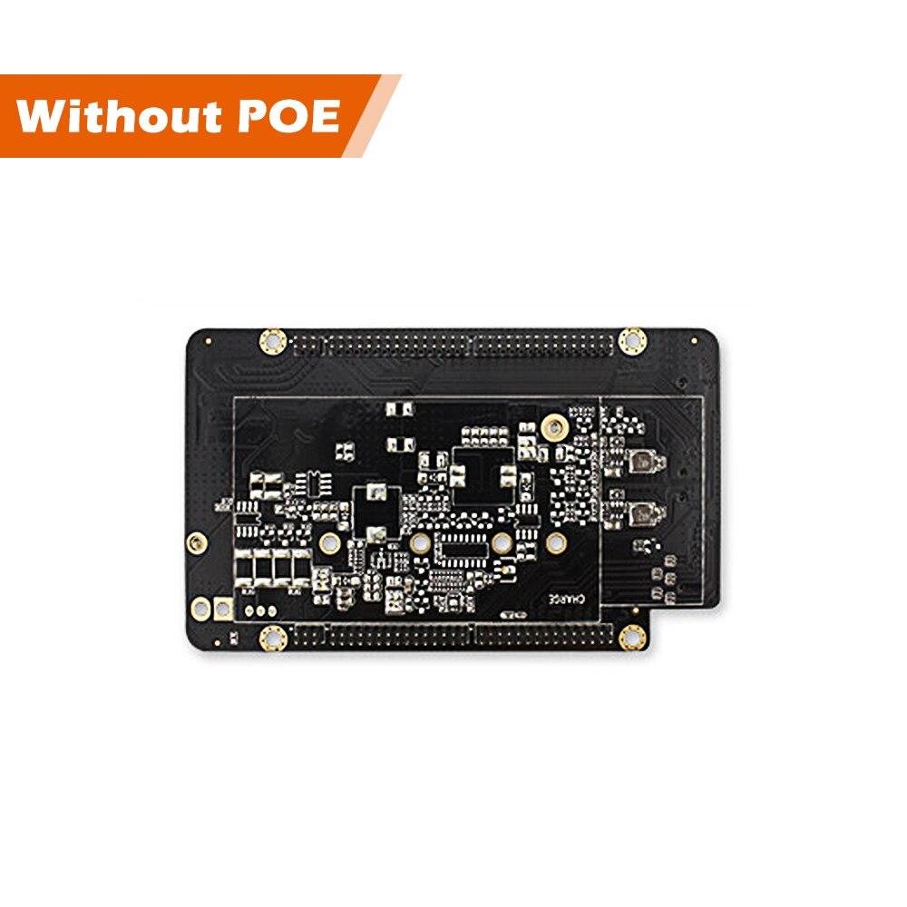 ROC - RK3399 - MEZZ - M2 - POE Expansion Board