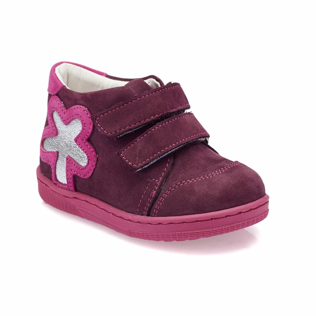 FLO 82.510508.I Purple Female Child Sneaker Shoes Polaris