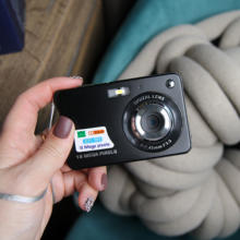 Great camera! The camera comes in a branded box that contains information about the produc