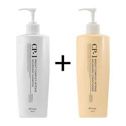 Champú + acondicionador de cabello casa estética CP-1 complejo brillante nutritivo intenso conjunto v2.0