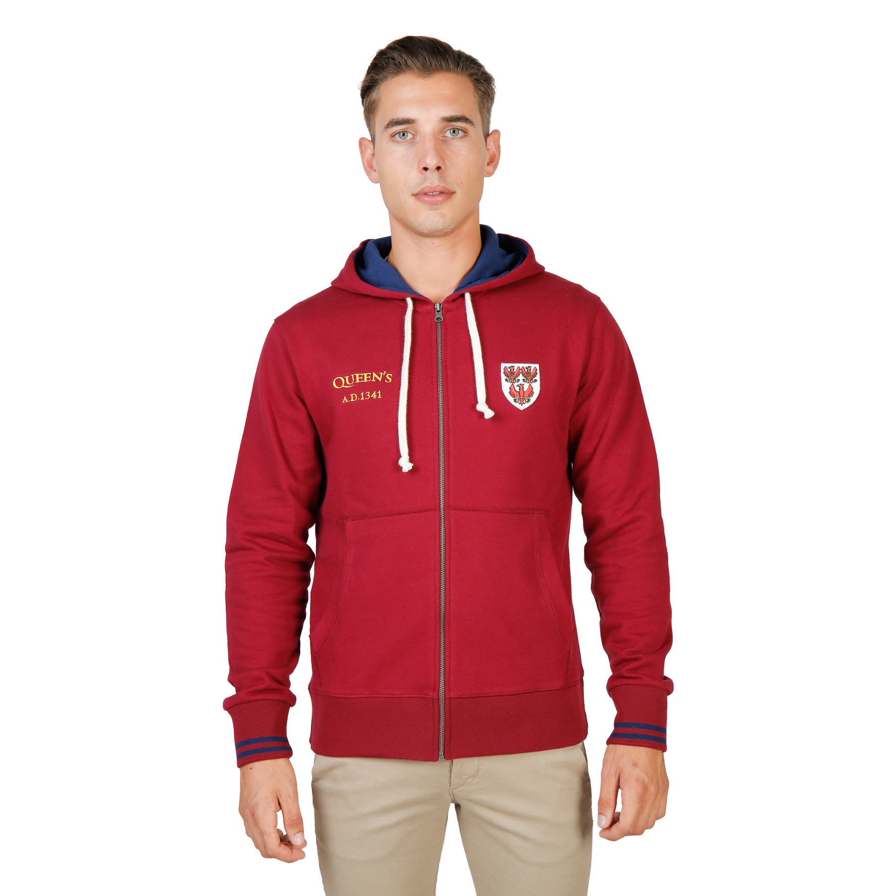 Oxford University - QUEENS-HOODIE