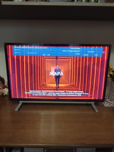 "TV 32 ""SmartTV Toshiba 32L5069 TV HD 3239inchtv