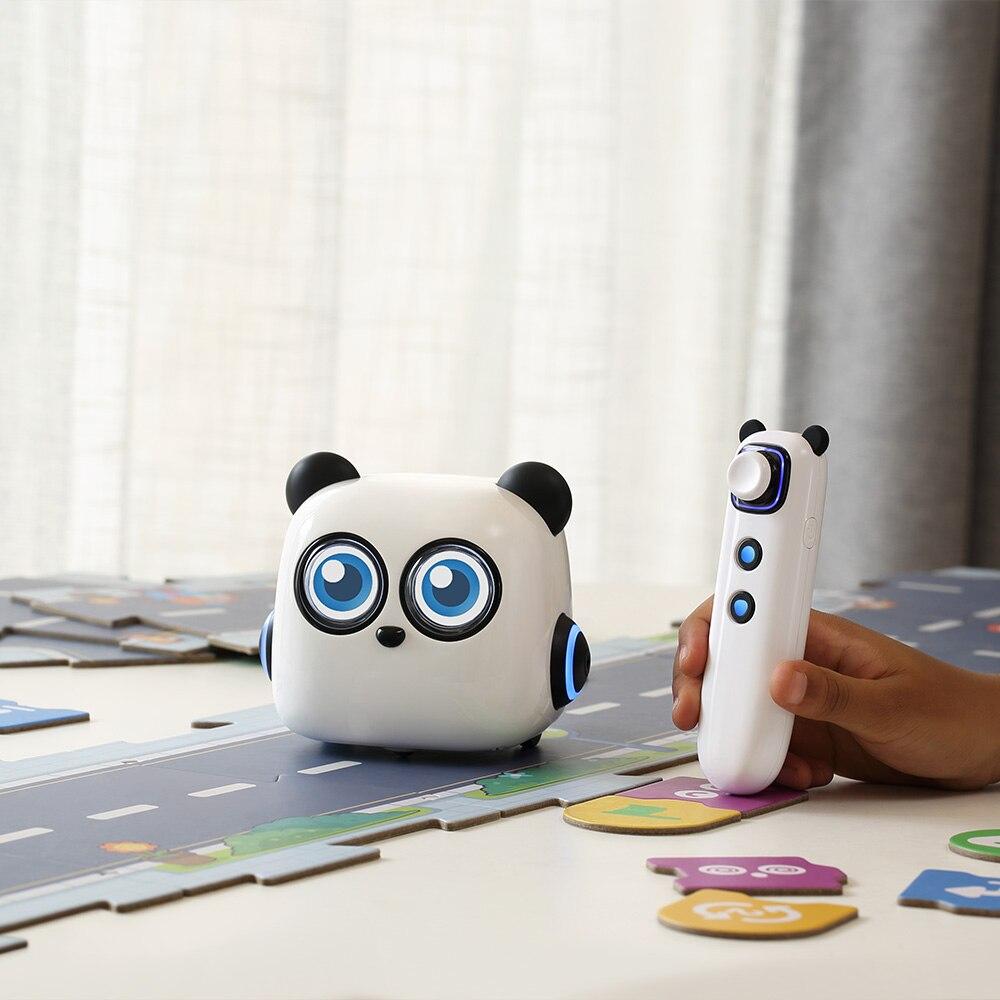 Makeblock mTiny Coding Robot Kit, early children education robot Smart Robot Toy for Kids Aged 4+, 3