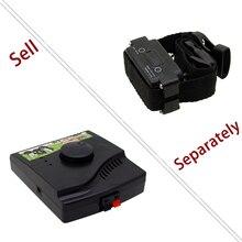 Отдельно продается передатчик или приемник ошейники или адаптер в W227B модель 100g2280