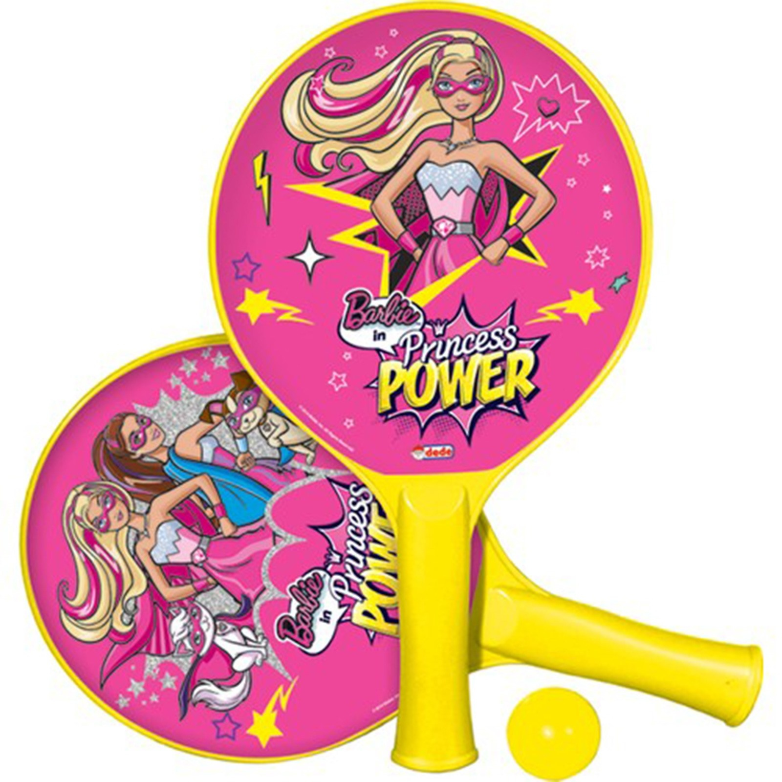 Ebebek Barbie Racket Set