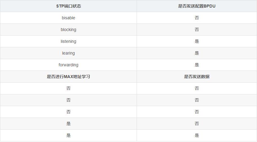 STP生成树基础-DDblog