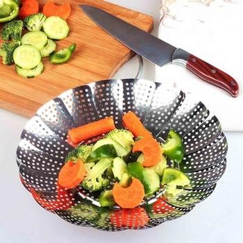 Urządzenie do gotowania na parze Axentia 28 Cm urządzenie do gotowania na parze tanie i dobre opinie TR (pochodzenie) Części do parowaru