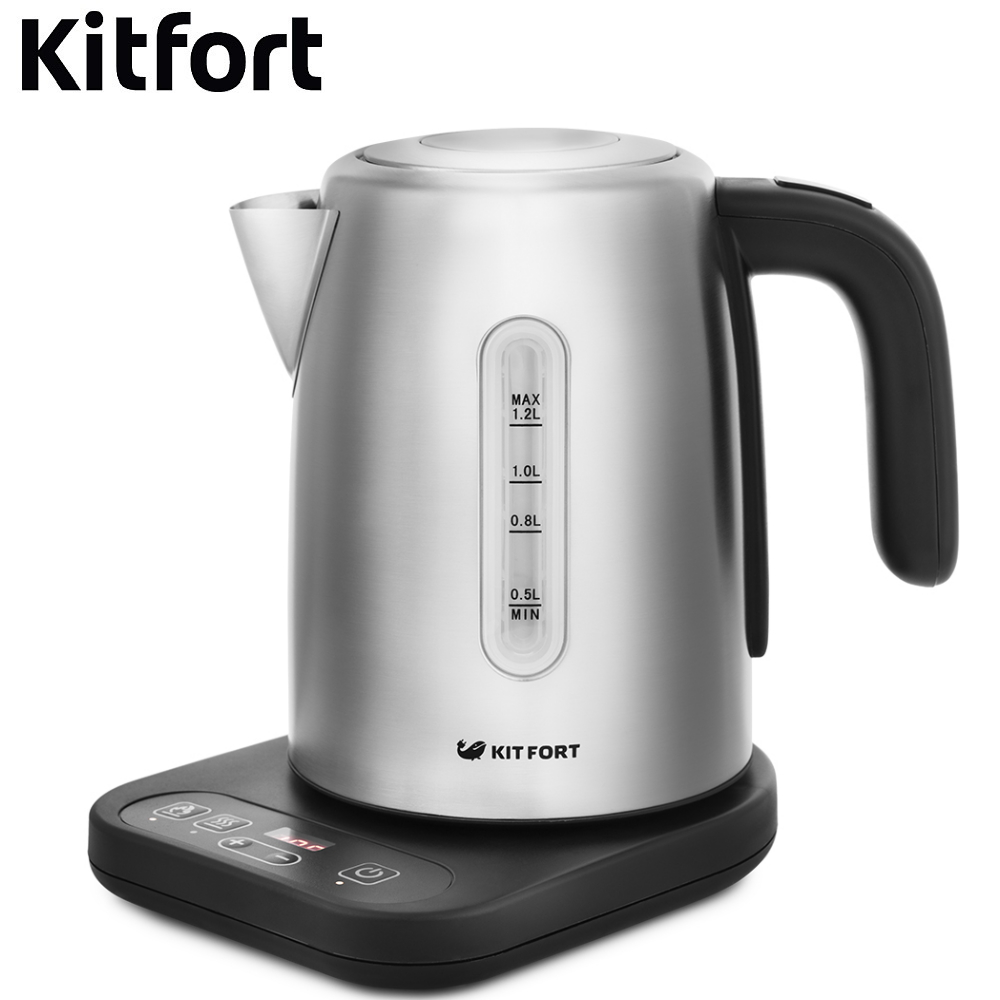 Kettle Kitfort KT-662 Kettle Electric Electric kettles home kitchen appliances kettle make tea Thermo electric kettle kitfort kt 654 kettle electric electric kettles home kitchen appliances kettle make tea thermo