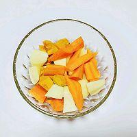 #福气年夜菜#低卡美味~做法简单~烤蔬菜的做法图解2
