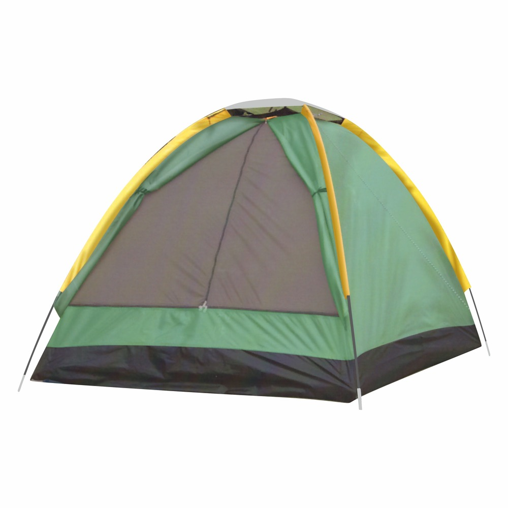 Tent 1626 2 X2 Meters Onelayer Travel Summer Fishing Leisure Automatic 2-3 PCs однослойная For Tourism, Fishing