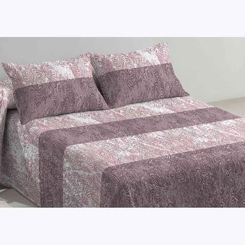 ADP HOME Bedspread Bouti Padded Summer And Entretiempo, Multicolored, Various Measures And Measures Available