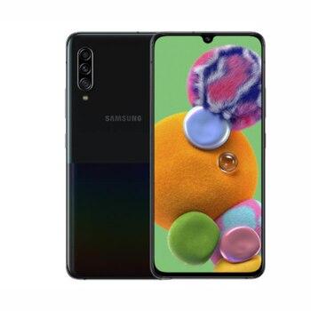 Перейти на Алиэкспресс и купить Samsung Galaxy A90 5G 6 ГБ/128 ГБ Черный Одиночный сим-SM-A908B