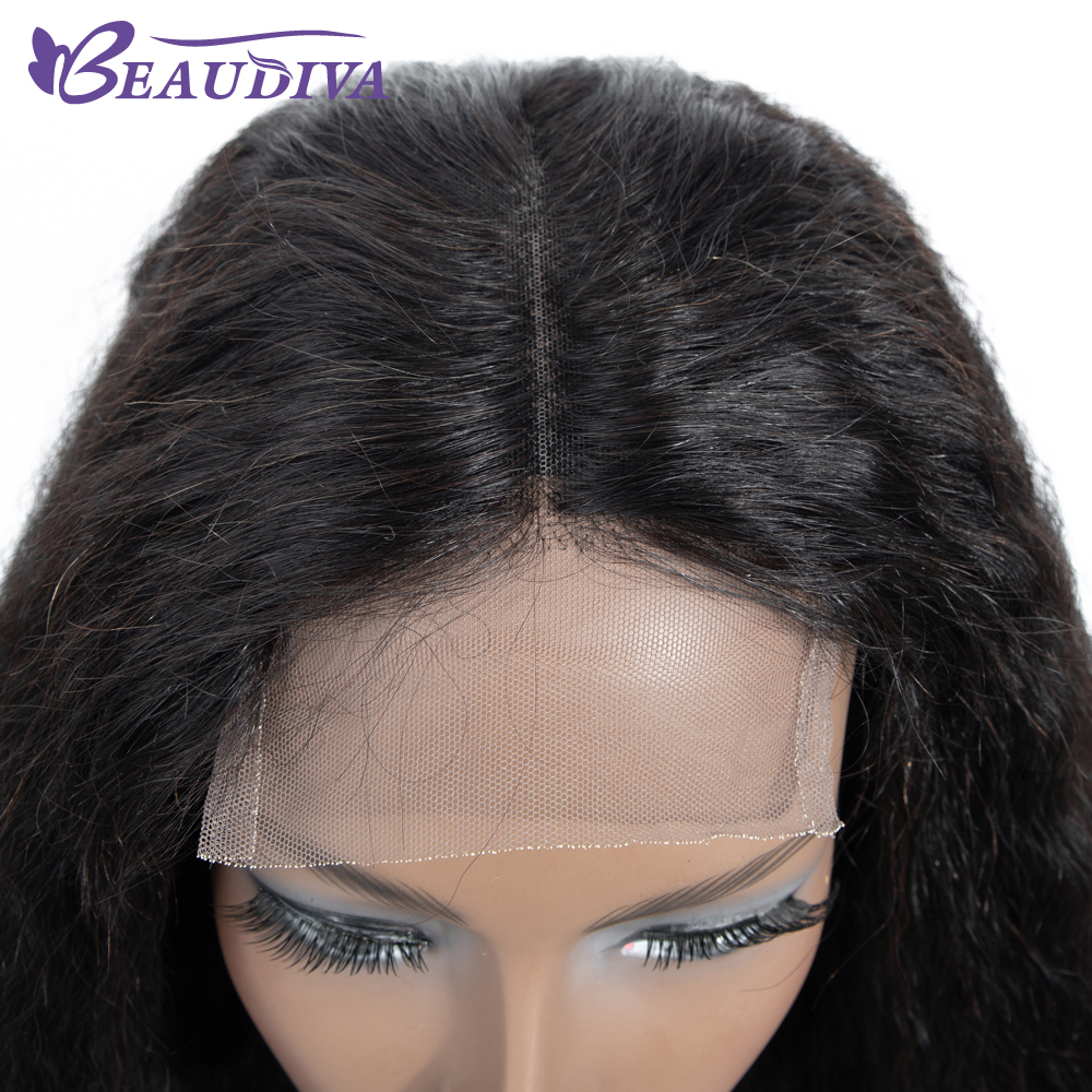 U14963b9a4e2c421f9b31b6b6476270a1P Curly Haman Hair Wig Brazilian Kinky Straight 4*4 Lace Closure Prepluck with baby hair closure wig 100% Human Hair Wigs