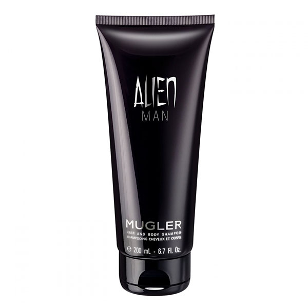 Shower Gel Alien Man Thierry Mugler (200 Ml)