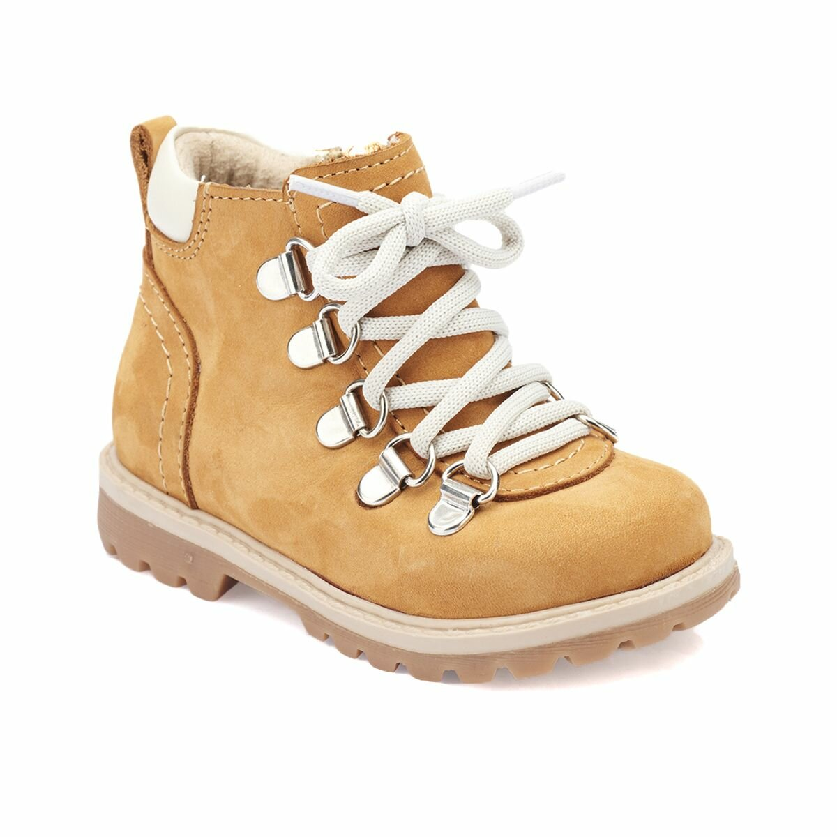 FLO 82.509544.I Yellow Male Child Boots Polaris