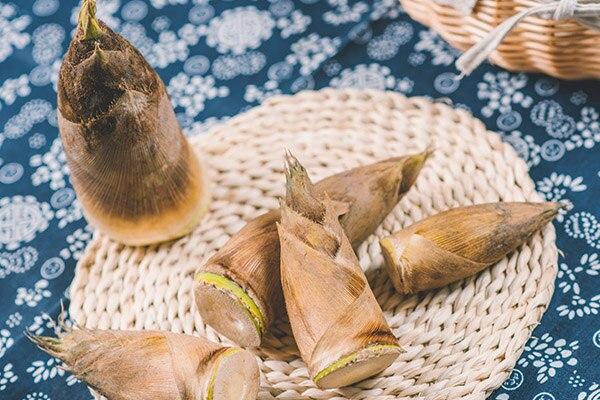 笋的营养成分及作用-养生法典