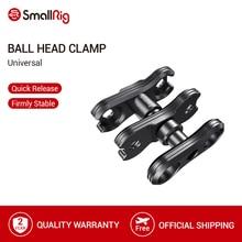 SmallRig Ballhead kelepçe eklemli sihirli kol Ballhead uzatma çubuğu ile NATO kelepçe/Arri yerleştirme pimleri 2134