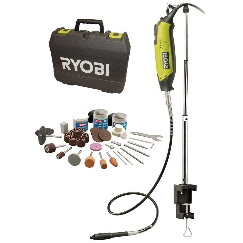 Ryobi EHT150V 150Watt Multi-Purpose Hobby Tool Set