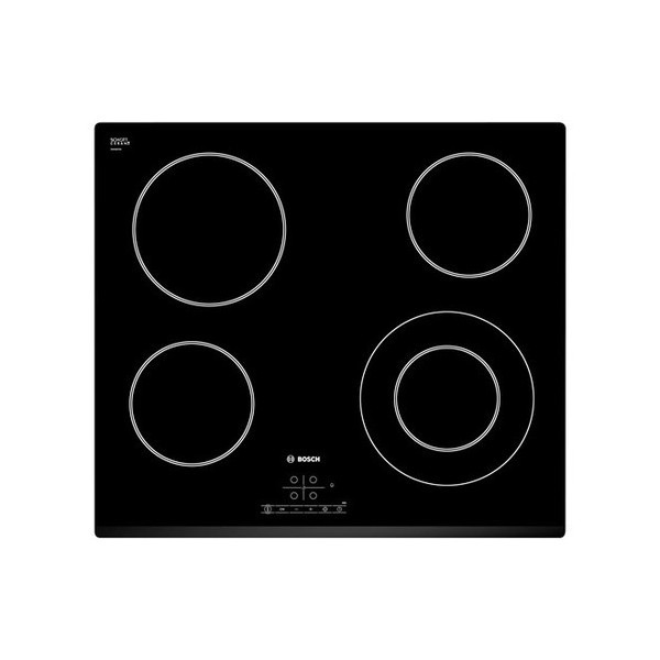 Glass-Ceramic Hob BOSCH PKF631B17E. 60 Cm
