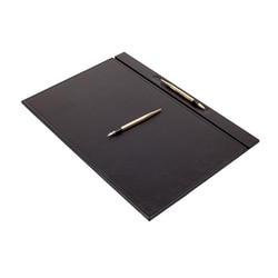 Leder Schreibtisch Pad Mit Abdeckung (Schreibtisch Veranstalter Büro Zubehör Schreibtisch Zubehör Büro Liefert Büro Veranstalter)